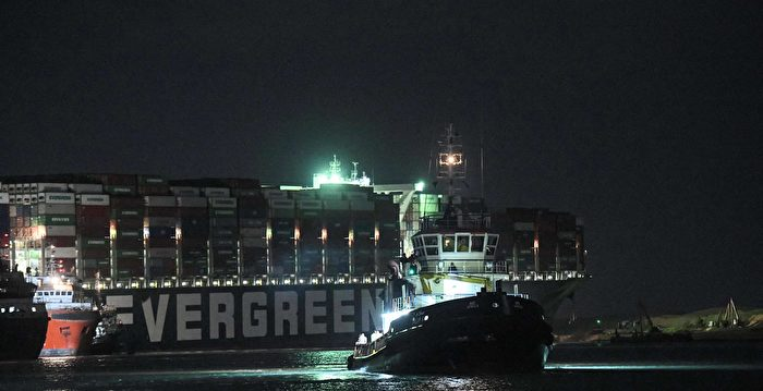 Green cargo ship not in trouble, Suez Canal expected to open |  Give long |  Cargo ship stuck |  Let go of long trouble