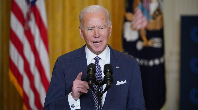 "Joe Biden announces ""return"" of the Atlantic Alliance"
