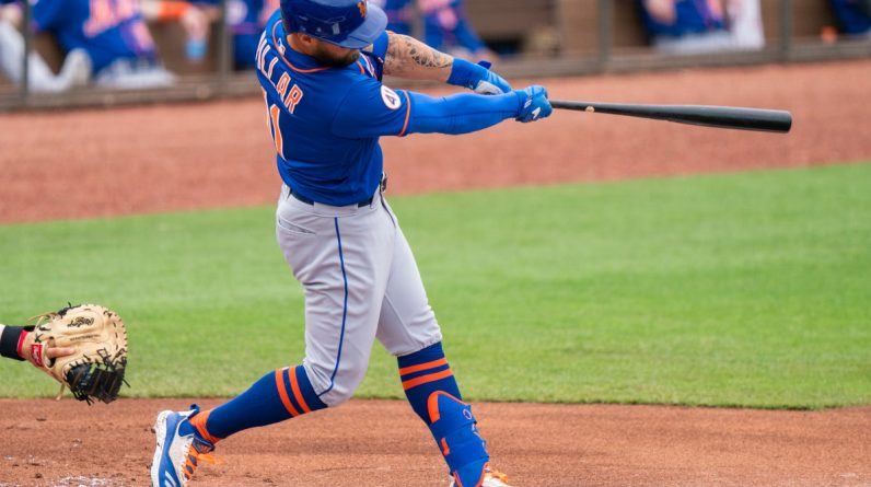 Kevin Pillar changed his approach to batting