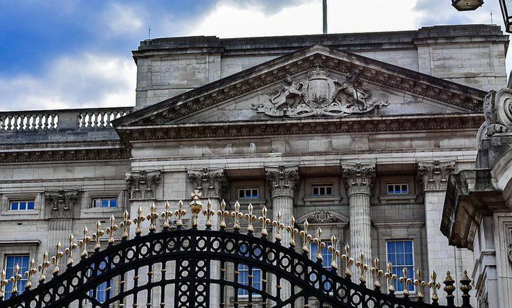 Buckingham Palace Royaume Uni