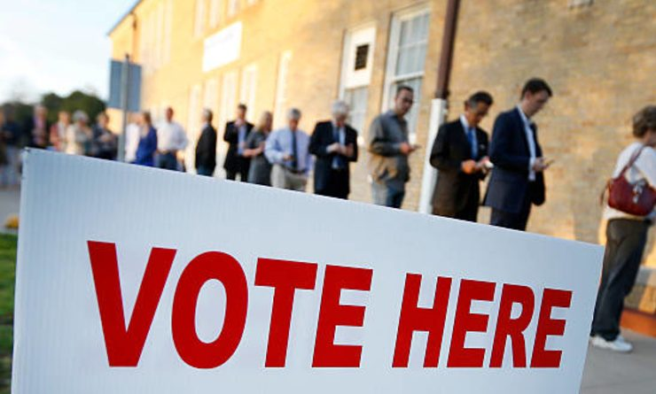 votes élections maire Londres