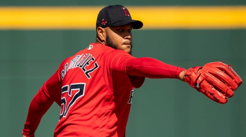 MLP: Eduardo Rodriguez will not start the Red Sox