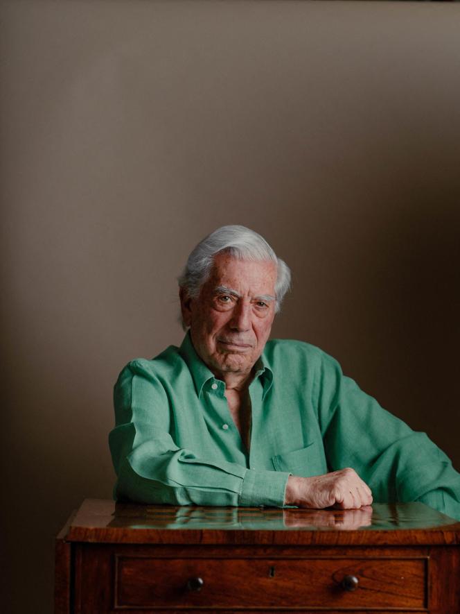 Mario Vargas Losa, Madrid, May 2019.