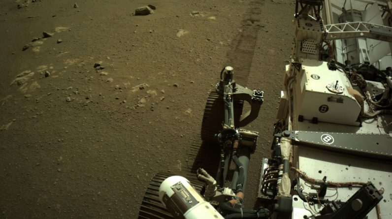 NASA shares the first audio recording of all time from Mars