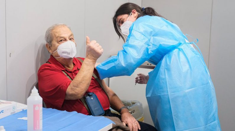 People over 65 and those suffering from co-morbidities