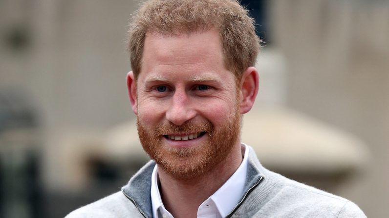 Prince Harry found work in Silicon Valley