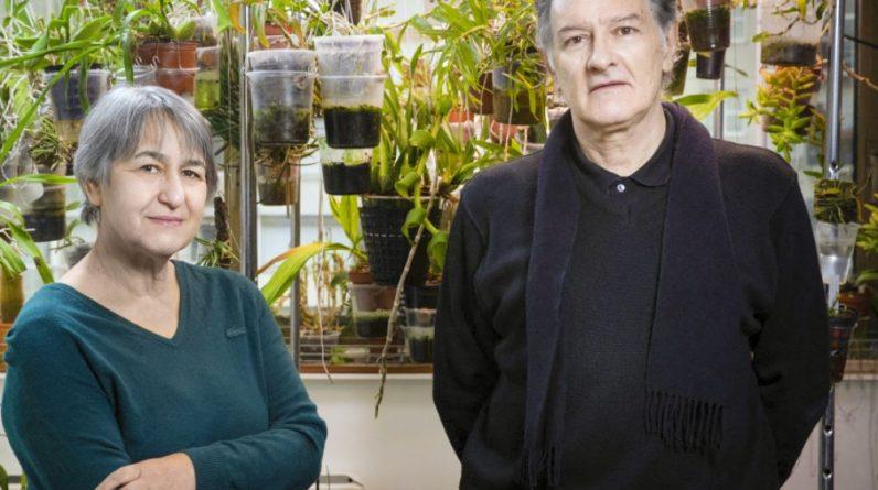 Anne Lacaton (L) and Jean-Philippe Vassal (R)