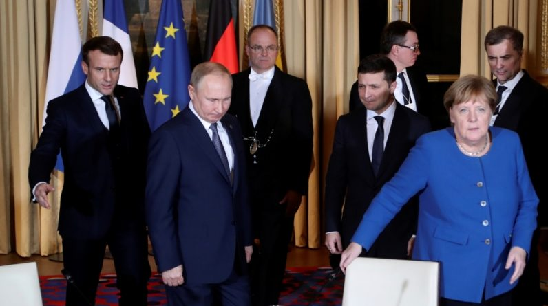 """""""Russia buys Europe.""""  Kravzuk explained why the United States should support the entry into the """"Norman format"""" of negotiations"""