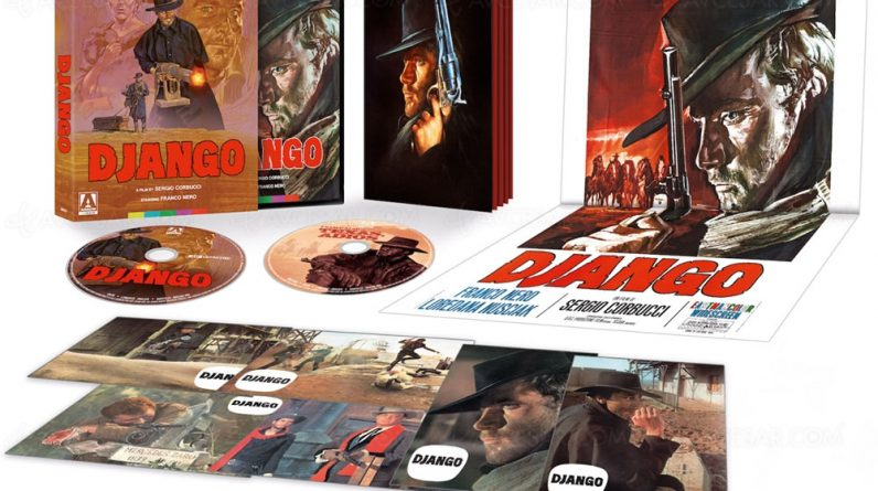 Sergio Corbusci's Classic Coming Soon in 4K Ultra HD