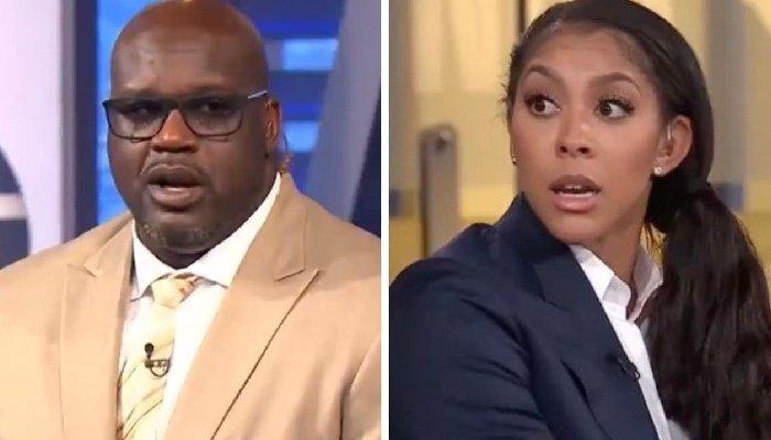 Shaquille O'Neal a offensé Candace Parker avec une proposition étrange sur la WNBA