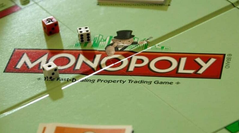 Suitable for monopoly game period