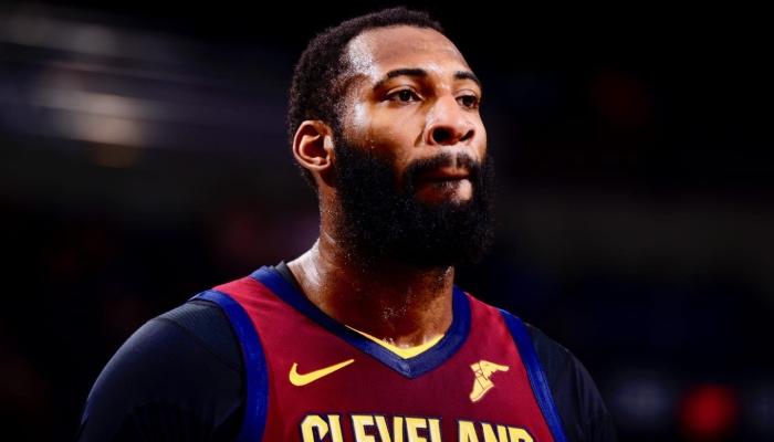 Le pivot star des Cleveland Cavaliers, Andre Drummond, déconfit devant la punchline envoyée par un scout NBA en sa direction