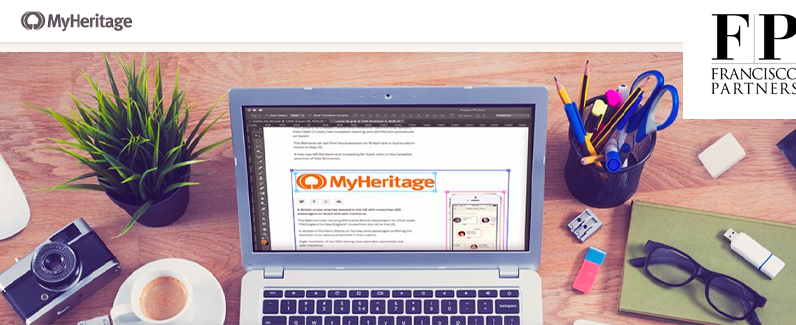 The acquisition of Myheridage by an American fund will not change any of its French plans