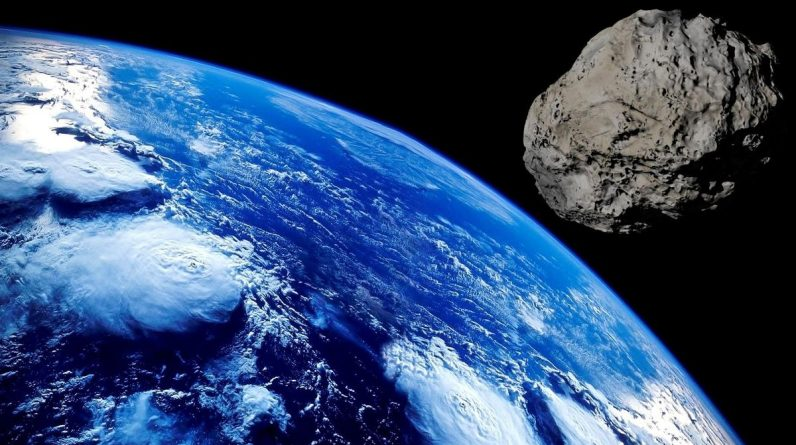 "The asteroid, classified as ""dangerous,"" will orbit the Earth in March"