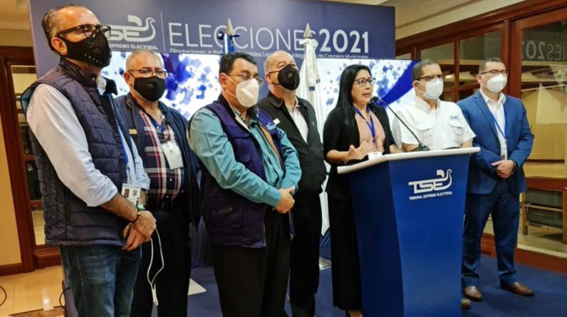 The final study of the TSE confirms a competent majority of the ruling party
