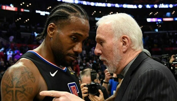 The meeting between Leonard and Popovich?  Kavi will respond to the money