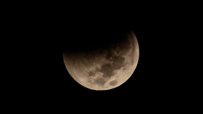What is a lunar eclipse - Trypan Lampung