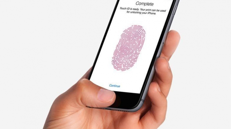 Works on the latest version of Touch ID under the Apple screen