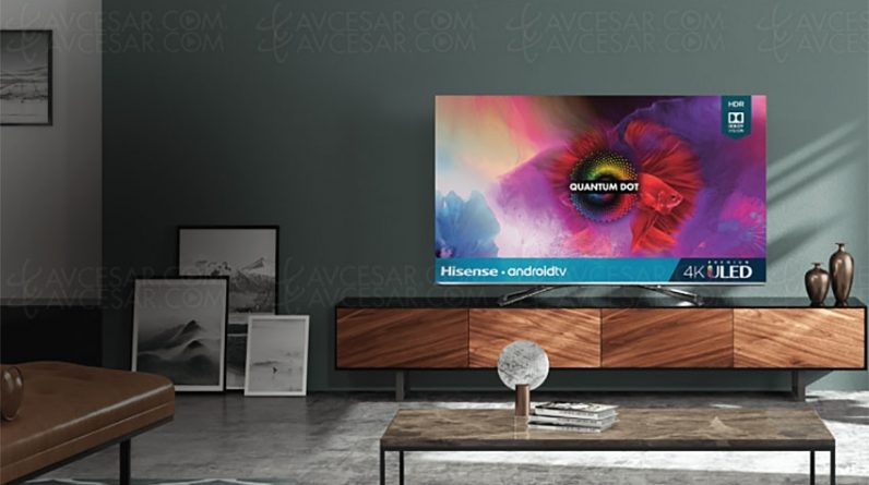 TV HighSense 2021 Compatible Visa