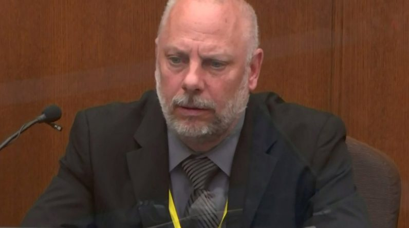 The former supervisor of the police officer accused of killing George Floyd further complicates the matter: he hid part of the truth from him.