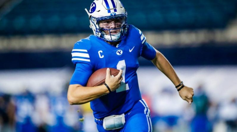 [Fiches Draft] Zach Wilson (QB), Prolonged or Intermediate Event?     Touchdown Act (NFL Act)