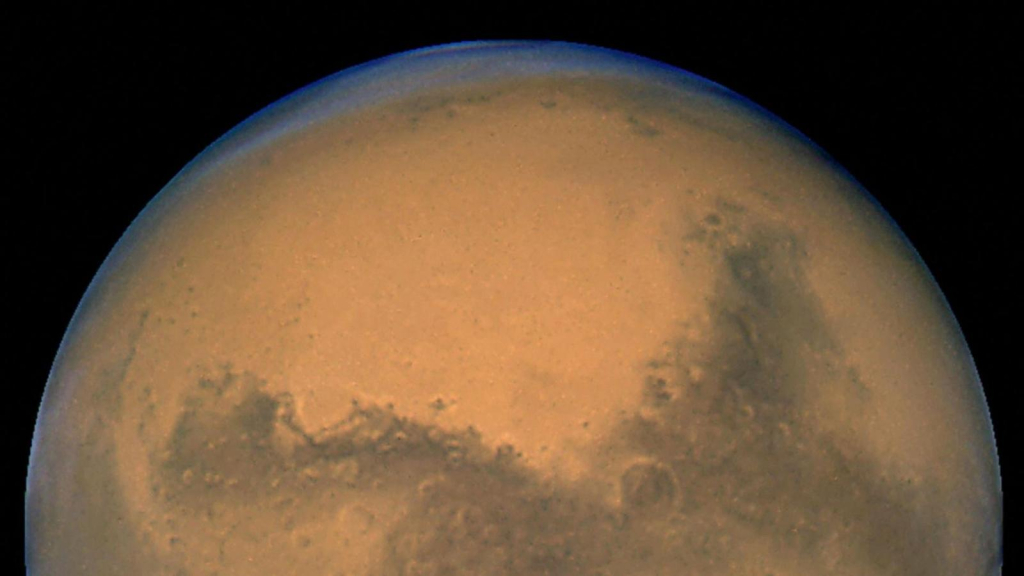 This is the weather on Mars, here we tell you