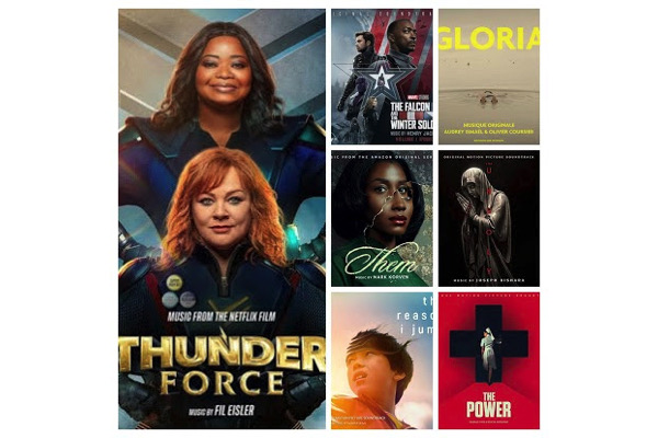 Movie Scores Available April 10, 2021 / News :: Cinezik.fr