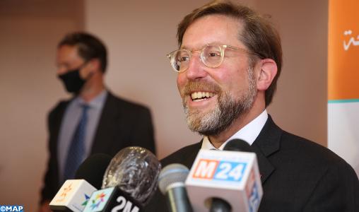 David Greene à Fès pour réaffirmer ''l'engagement américain pour le développement régional'' au Maroc