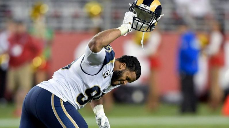 Rams: Aaron Donald assault charge |  Touchdown Act (NFL Act)
