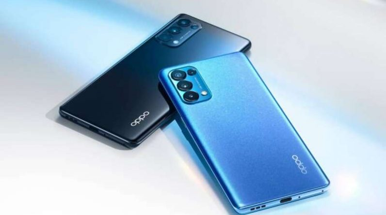 6 thousand and 4310 mAh battery. New Oppo Renault 5Z specifications with 5G technology