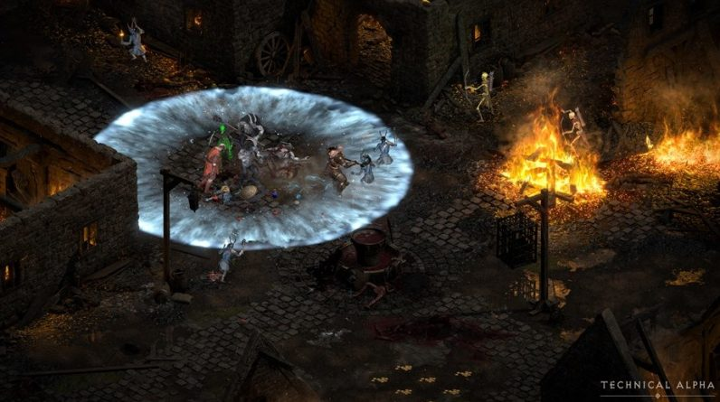 """Diablo II: Rebirth from Hell"" Development Team Interview: More Details in Subsequent Chapters 