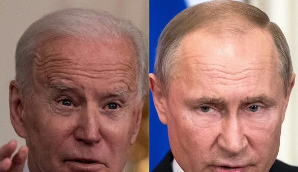 Who are the members of the Biden administration who were banned from entering Russia?
