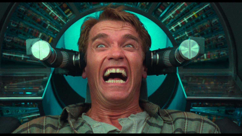 Doug Coyote (Arnold Schwarzenegger) - Total Memoir
