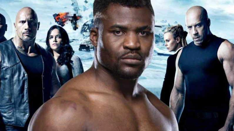 Francis Ngannou dans Fast and furious 9