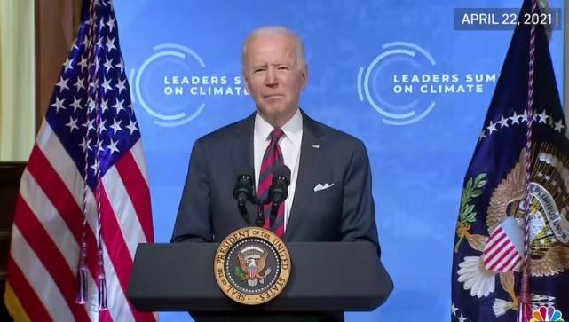 Biden chaired the climate summit.