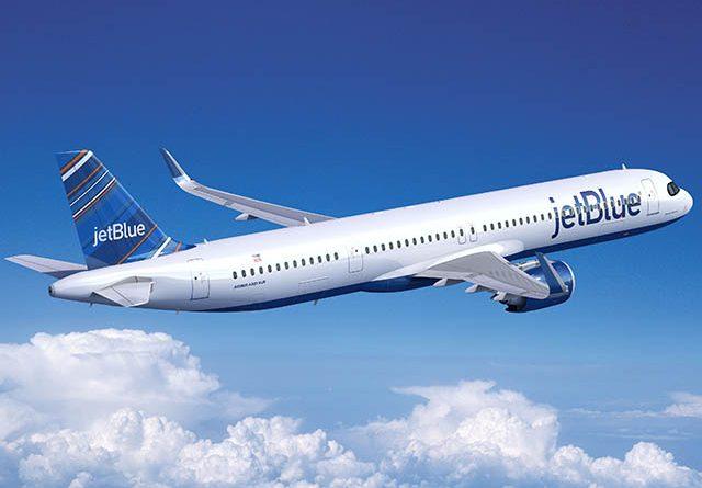 Green light for Jet Blue flights to London