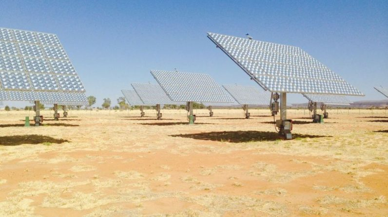 New South Wales relies on renewable energy -