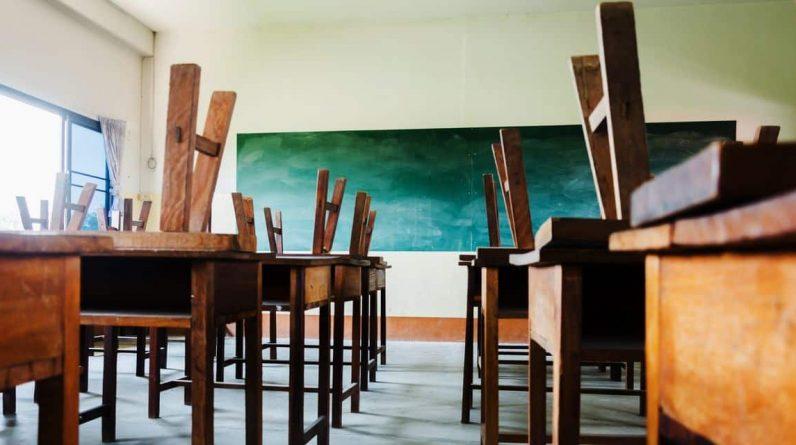 """897 millions d'écoliers dans le monde sont toujours affectés par les fermetures d'écoles: """"Nous sommes au bord d'une catastrophe imminente"""""""