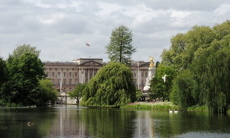 parc public Royaume Uni