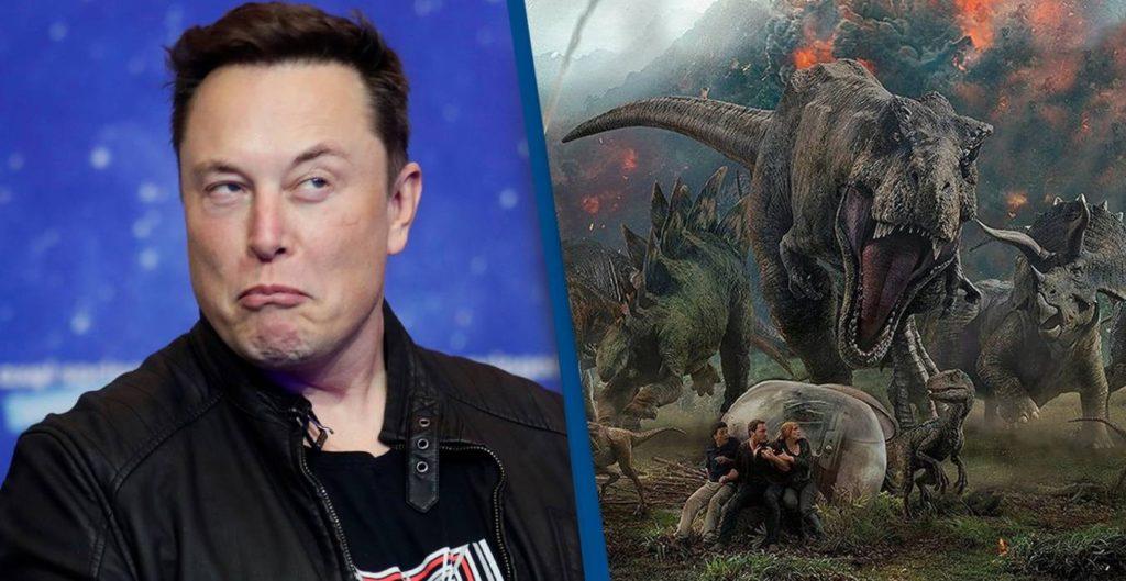 Jurassic-Park-A-Future-True-According to Elon-Kasturi