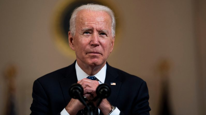 After the test, Biden invites the United States to come together