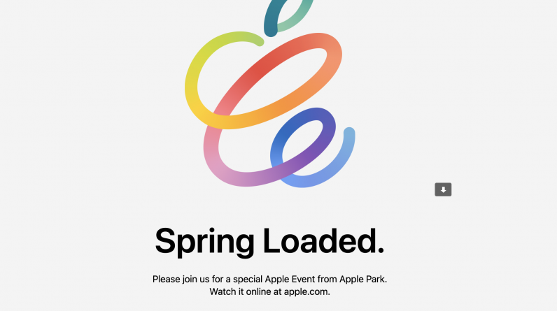 Apple confirms its release on April 20th, with new iPods and Macs expected