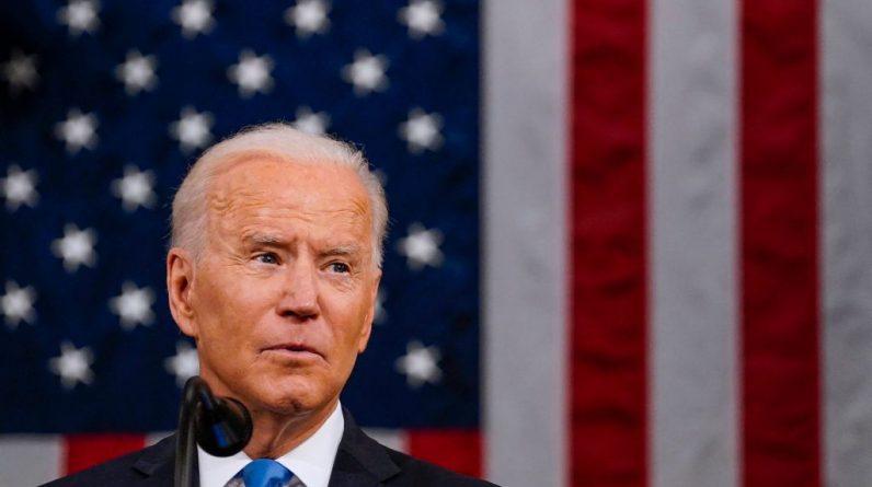 Biden's first address to Congress: minute by minute