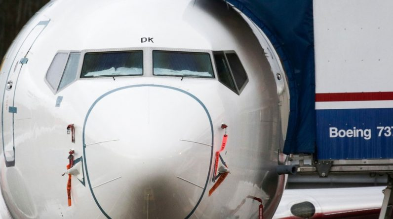 Boeing deliveries increased with the return of the 737 Max