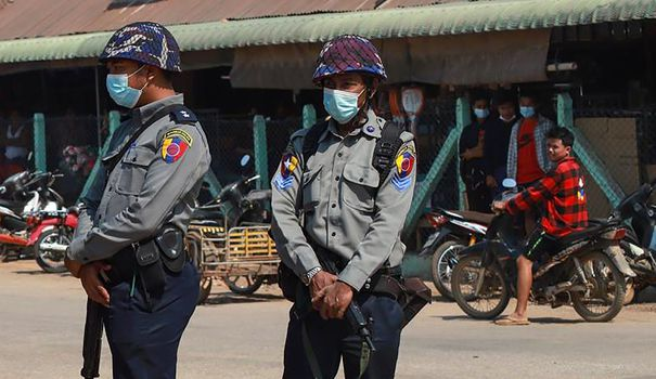 Burma: US sanctions, repression causes massive displacement