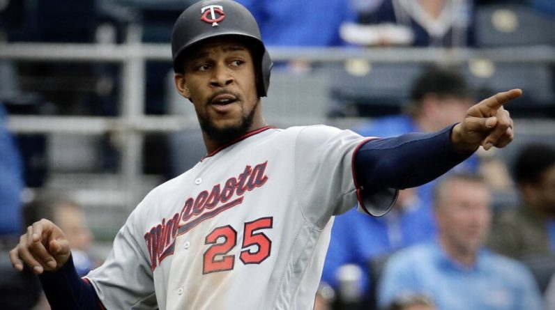 Byron Buxton has a thunderous start to the season