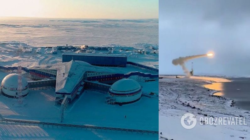 """CNN: Russia is increasing its presence in the Arctic and testing """"supervisions"""".  Photo & Video 