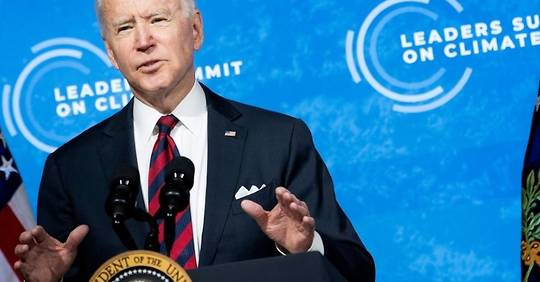 Climate: Biden shows his ambitions and the world applauds his return to the United States