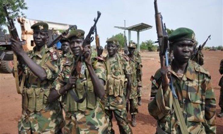 اشتباكات على الحدود بين السودان وإثيوبيا