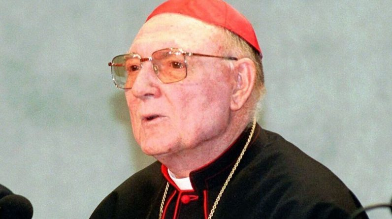 Death of Australian Cardinal Edward Cassidy